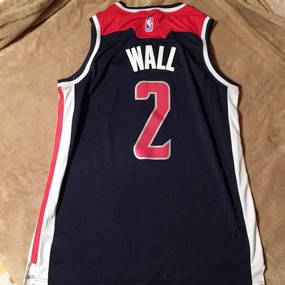 great fit 6cd52 72b5e Adidas John Wall jersey Washington Wizards